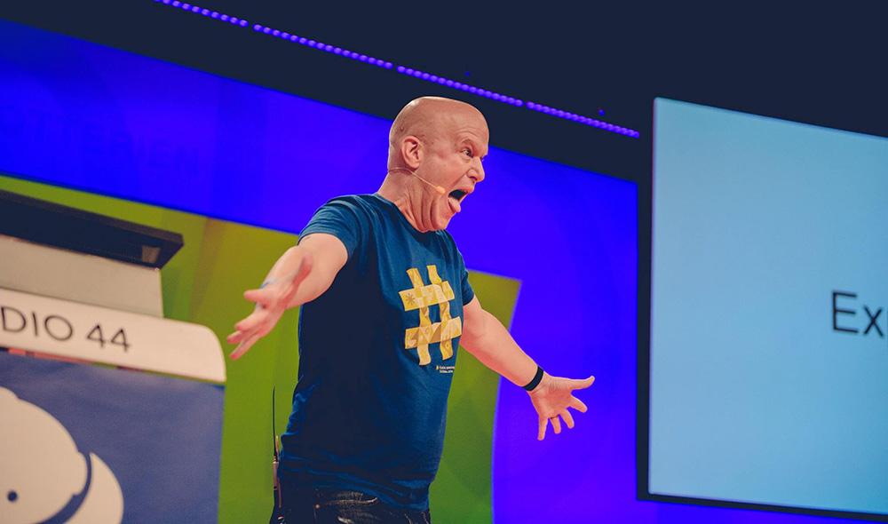Amir Shevat (Slack) at ChatbotConf 2016